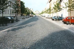 Erneuerung der Königstraße Dresden