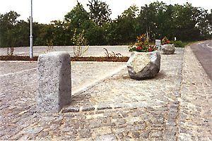 """Parkplatz Bergbaude """"Schöne Ausicht"""" bei Sora"""